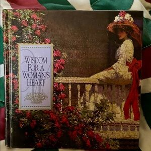 Wisdom for a Woman's Heart (1997,  Hardcover book)